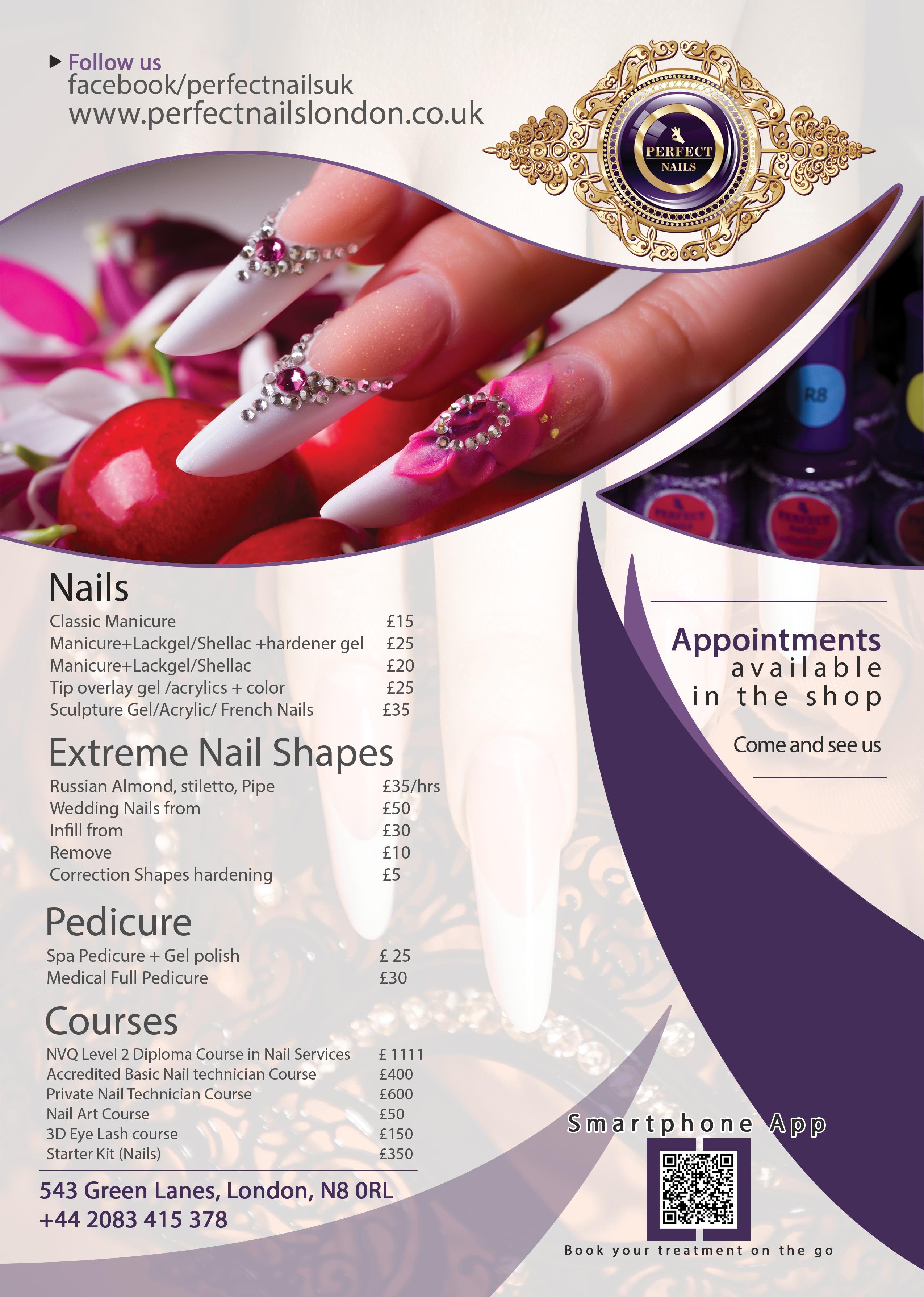 Perfect Nails Nationwide Ltd